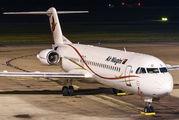 P2-ANQ - Air Niugini Fokker 100 aircraft