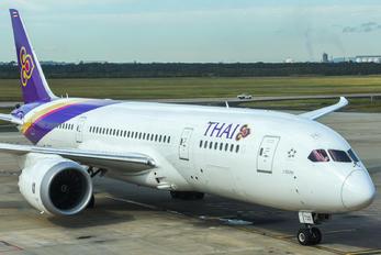 HS-TQD - Thai Airways Boeing 787-8 Dreamliner