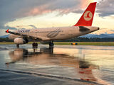 TC-JPS - Turkish Airlines Airbus A320 aircraft