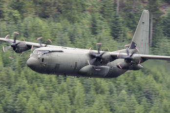 ZH877 - Royal Air Force Lockheed Hercules C.4