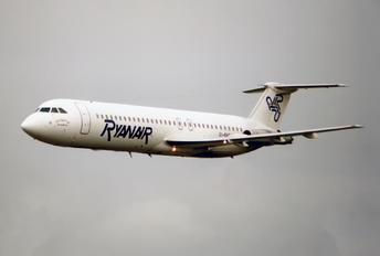 - - Ryanair BAC 111