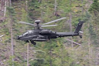 ZJ226 - UK - Army Air Corps Westland Apache AH.1