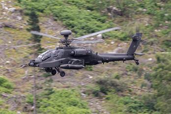 ZJ229 - UK - Army Air Corps Westland Apache AH.1