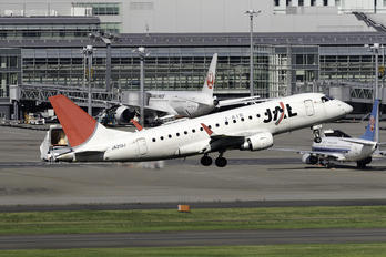 JA215J - J-Air Embraer ERJ-170 (170-100)