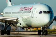 C-FNOE - Air Canada Boeing 787-9 Dreamliner aircraft