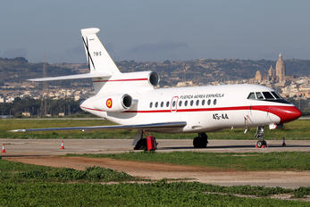 T.18-5 - Spain - Air Force Dassault Falcon 900 series