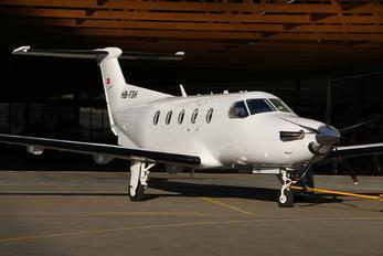 HB-FSH - Pilatus Pilatus PC-12