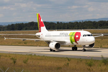 CS-TTQ - TAP Portugal Airbus A319