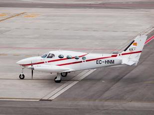 EC-HNM - Private Cessna 340