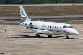P4-ADD - Private Gulfstream Aerospace G200