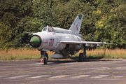 6810 - Poland - Air Force Mikoyan-Gurevich MiG-21MF aircraft