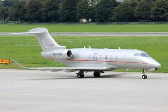 9H-VCD - Vistajet Bombardier BD-100 Challenger 350 series
