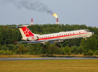 RF-66031 - Russia - Air Force Tupolev Tu-134Sh