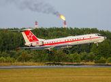 RF-66031 - Russia - Air Force Tupolev Tu-134Sh aircraft