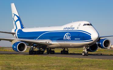 VQ-BVR - Air Bridge Cargo Boeing 747-8F