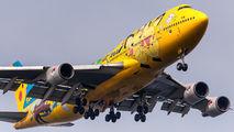 JA8957 - ANA - All Nippon Airways Boeing 747-400D aircraft