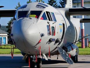 2707 - Romania - Air Force Alenia Aermacchi C-27J Spartan