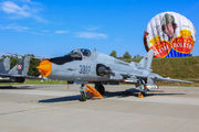 3817 - Poland - Air Force Sukhoi Su-22M-4 aircraft