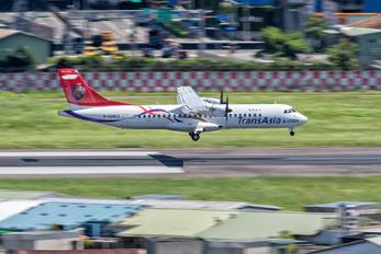 B-22823 - TransAsia Airways ATR 72 (all models)