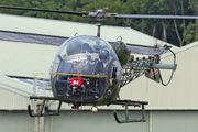 G-CICN - UK - Army Historic Flight Agusta / Agusta-Bell AB 47 aircraft