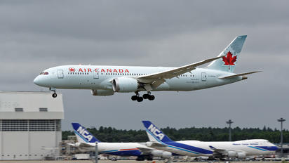 C-GHQQ - Air Canada Boeing 787-8 Dreamliner