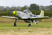 G-DHYS - Private Titan T51 Mustang aircraft