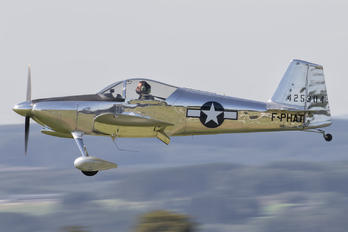 F-PHAT - Private Vans RV-6