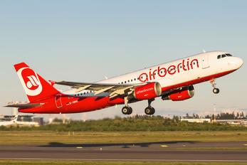 D-ABNV - Air Berlin Airbus A320