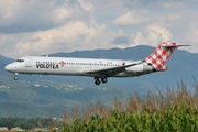 EI-EXB - Volotea Airlines Boeing 717 aircraft
