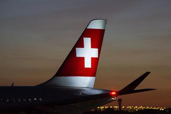 HB-JBB - Swiss Bombardier CS100