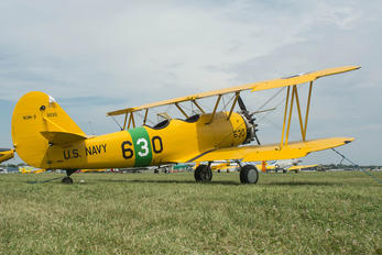 N44874 - Private Naval Aircraft Factory N3N Canary