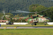 0807 - Slovakia -  Air Force Mil Mi-17 aircraft