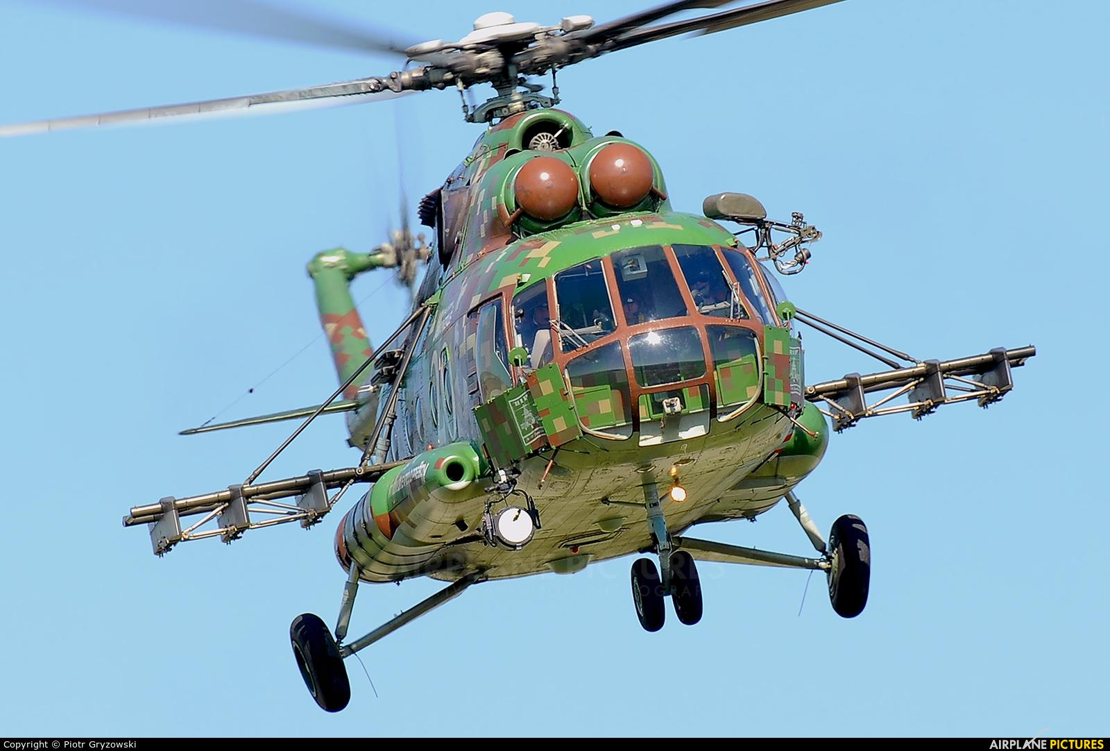 Slovakia -  Air Force 0807 aircraft at Sliač