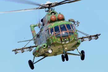 0807 - Slovakia -  Air Force Mil Mi-17