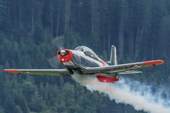 HB-RCJ - Private Pilatus P-3