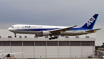 JA610A - ANA - All Nippon Airways Boeing 767-300ER aircraft