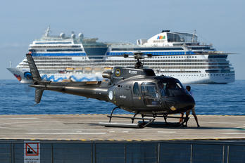 F-HYDE - Azur Helicoptere Aerospatiale AS350 Ecureuil / Squirrel
