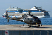 F-HYDE - Azur Helicoptere Aerospatiale AS350 Ecureuil / Squirrel aircraft