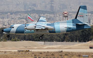 5-2602 - Iran - Navy Fokker F27-600 Friendship aircraft