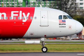 9M-AFY - AirAsia (Malaysia) Airbus A320