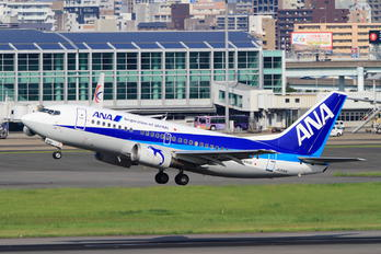 JA300K - ANA Wings Boeing 737-500