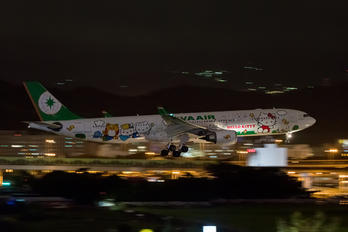 B-16331 - Eva Air Airbus A330-300