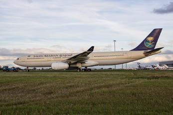 HZ-AQE - Saudi Arabian Airlines Airbus A330-300