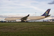 HZ-AQE - Saudi Arabian Airlines Airbus A330-300 aircraft