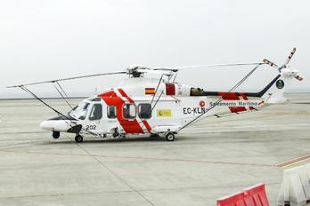 EC-KLN - Spain - Coast Guard Agusta Westland AW139