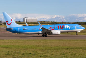 SE-RFV - TUIfly Nordic Boeing 737-800