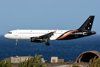 G-POWK - Titan Airways Airbus A320