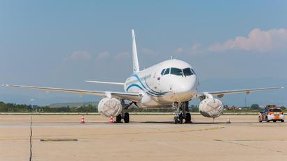 RA-89019 - Gazpromavia Sukhoi Superjet 100LR