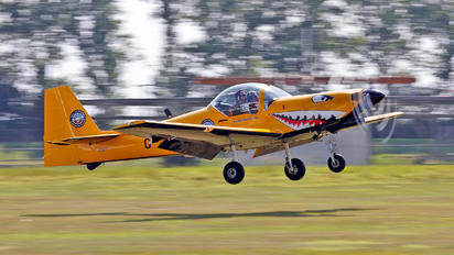 G-BWXB - Private Slingsby T.67M Firefly
