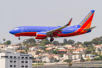 N244WN - Southwest Airlines Boeing 737-700